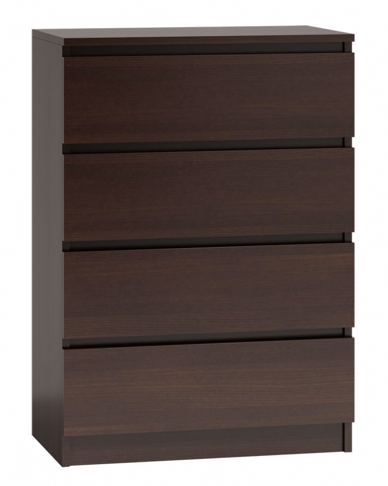 Moderna Wenge - 4 Drawer